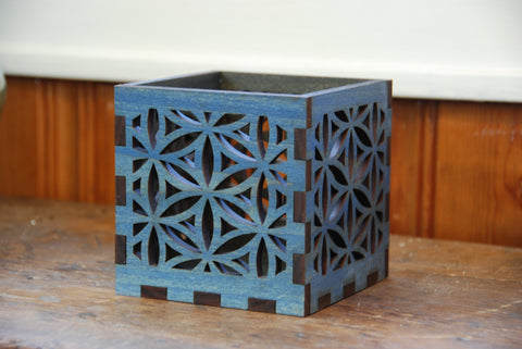 Flower of Life - Small Pixel Box