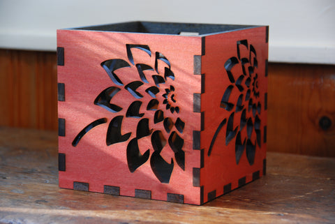 Tipsy Flower - Pixel Box