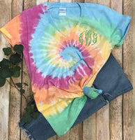 Port Authority Tie-Dye Shirts