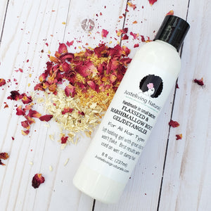 Flaxseed & Marshmallow Root Gel/Detangler