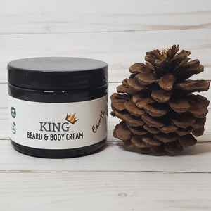 KING Beard & Body Cream