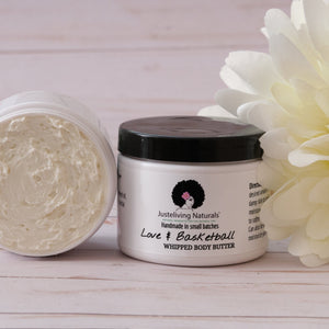 Love & Basketball Whipped Body Butter