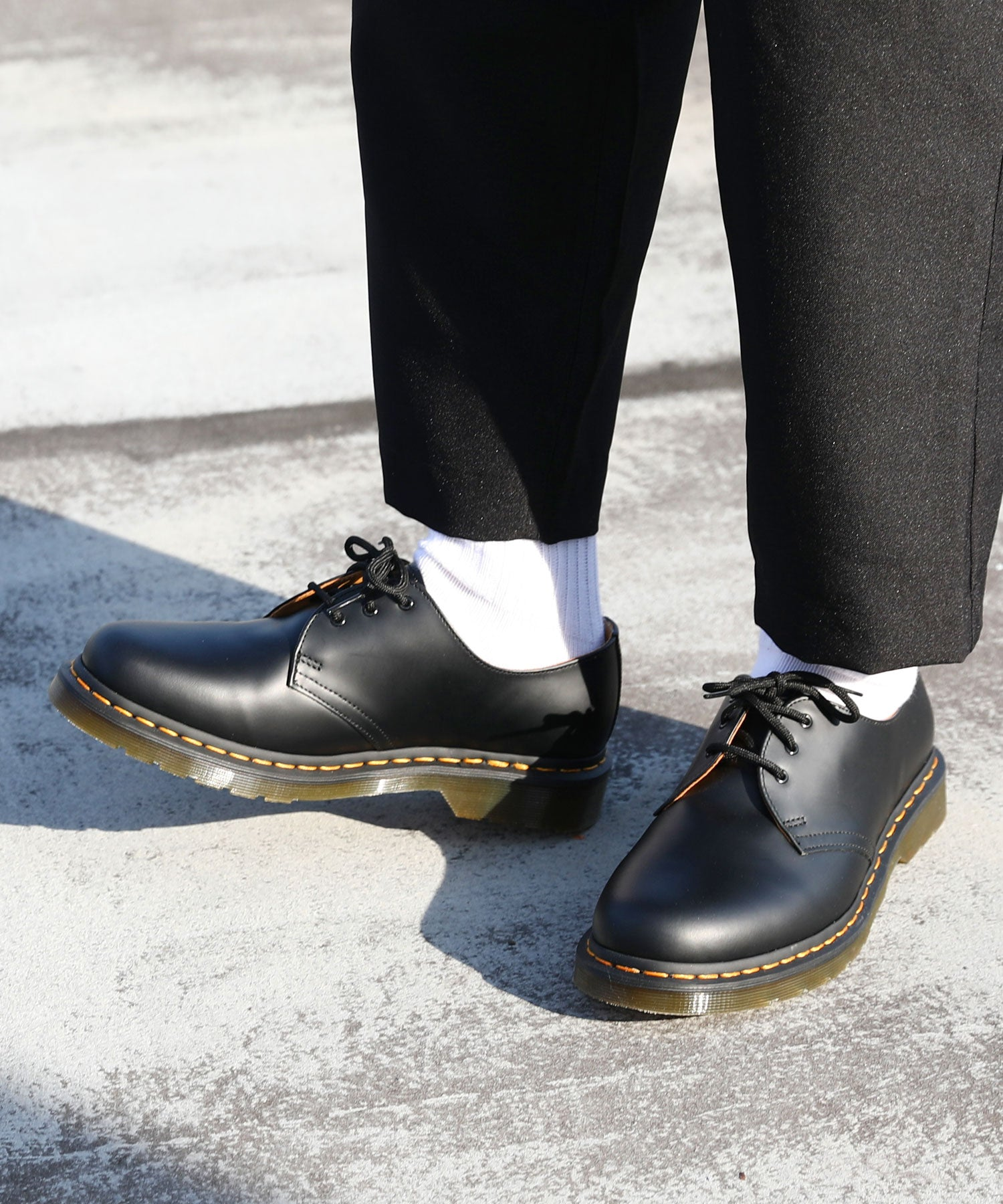 Dr.Martens 1461 3EYE GIBSON SHOE ポストマンシューズ / 8671