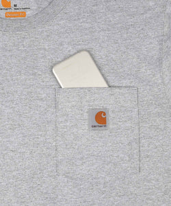 CARHARTT Workwear Pocket Long Sleeve T-Shirt  / 9073