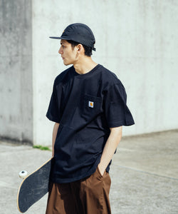 CARHARTT Oxford Sports Shirt S/SビッグポケットTEE / 9438