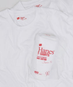 Hanes Japan Fit 2pack Tee / 8141