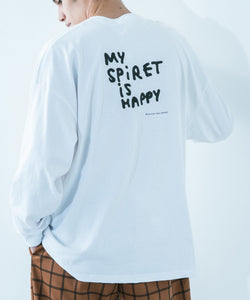 Mark Gonzales  My Sprit プリント TEE / 9683