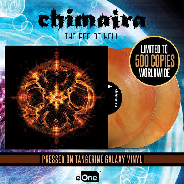 Chimaira - The Age of Hell LP Repress