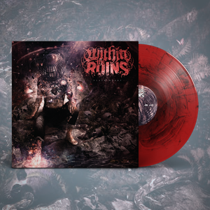 Within The Ruins – Black Heart LP (Pre-Order)