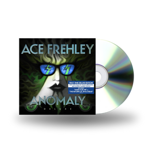 "Ace Frehley - ""Anomaly"" Deluxe Digi-Pak CD"