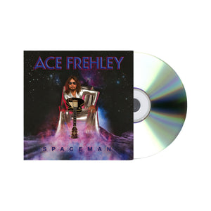 "Ace Frehley - ""Spaceman"" CD"