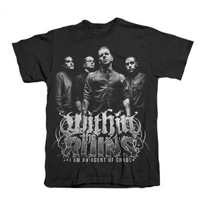 "Within The Ruins - ""Agent of Chaos"" Shirt"