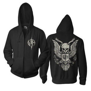 "Within The Ruins - ""Ares"" Zip-Up Hoodie"