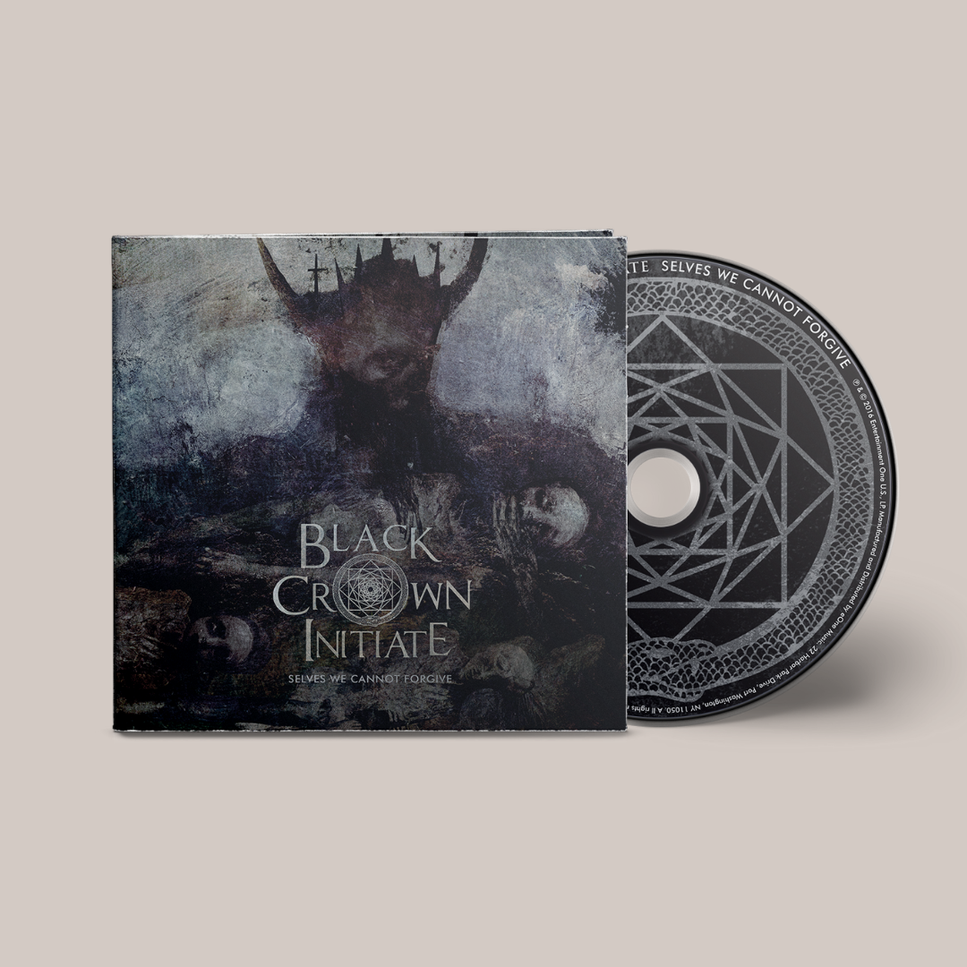Black Crown Initiate - Selves We Cannot Forgive CD