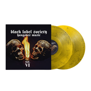 Black Label Society Hangover Music Vinyl
