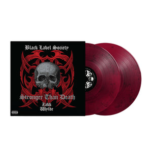 Black Label Society Stronger Than Death Vinyl