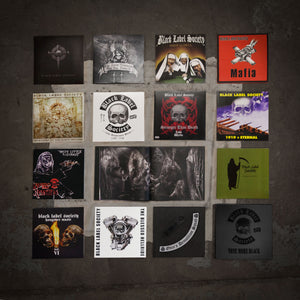 Black Label Society None More Black Box Set