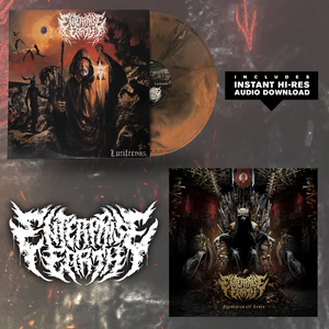 "Enterprise Earth - ""Luciferous LP"" + ""Foundation of Bones"" Digital Bundle"