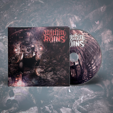 Load image into Gallery viewer, Within The Ruins – Black Heart CD (Pre-Order)