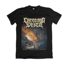"Load image into Gallery viewer, Creeping Death - ""Album Art"" Shirt"