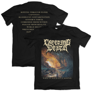 "Creeping Death - ""Album Art"" Shirt"