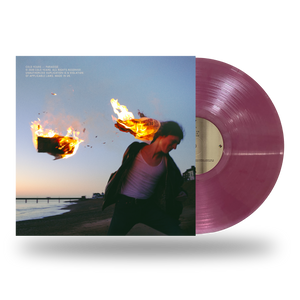 "Cold Years - ""Paradise"" Translucent Purple LP"