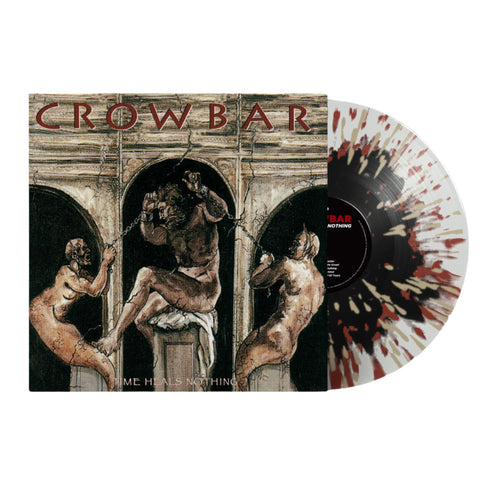 Crowbar Time Heals Nothing Vinyl