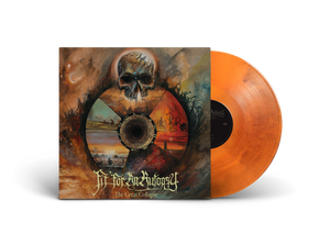 "Fit For An Autopsy - ""The Great Collapse"" Translucent Orange Vinyl LP"