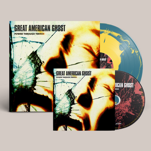 Great American Ghost - Power Through Terror LP x CD Bundle