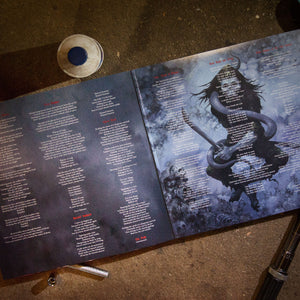 High On Fire - Snakes For The Divine 'Deep Sea Splatter' Vinyl