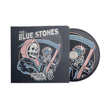 Load image into Gallery viewer, The Blue Stones - Hidden Gems Shirt + CD Bundle