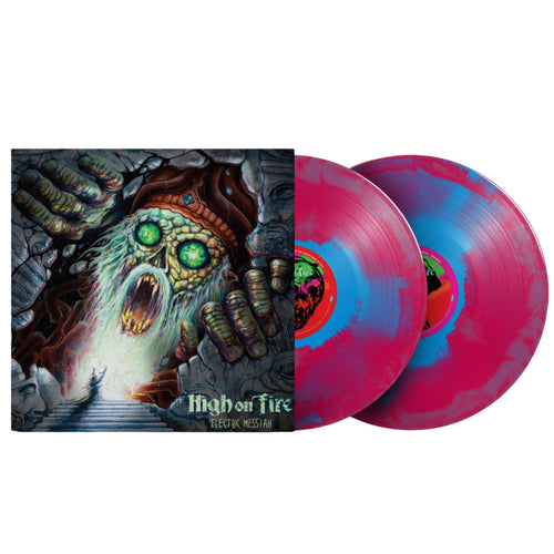 High On Fire Electric Messiah Berry Vinyl