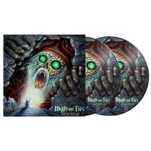 High On Fire Electric Messiah Picture Disc Vinyl
