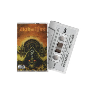 High On Fire Luminiferous Cassette