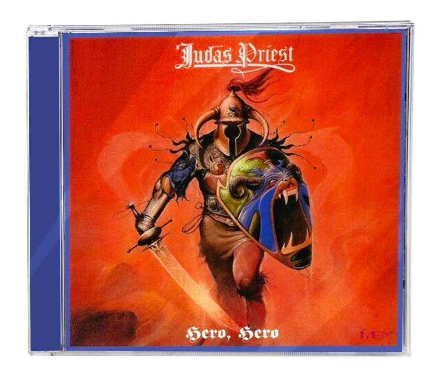 Judas Priest - Hero, Hero - CD