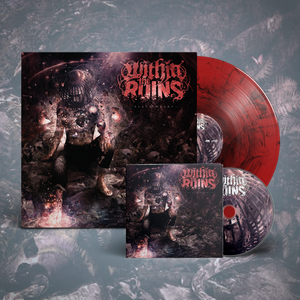 Within The Ruins – Black Heart LP + CD Bundle (Pre-Order)