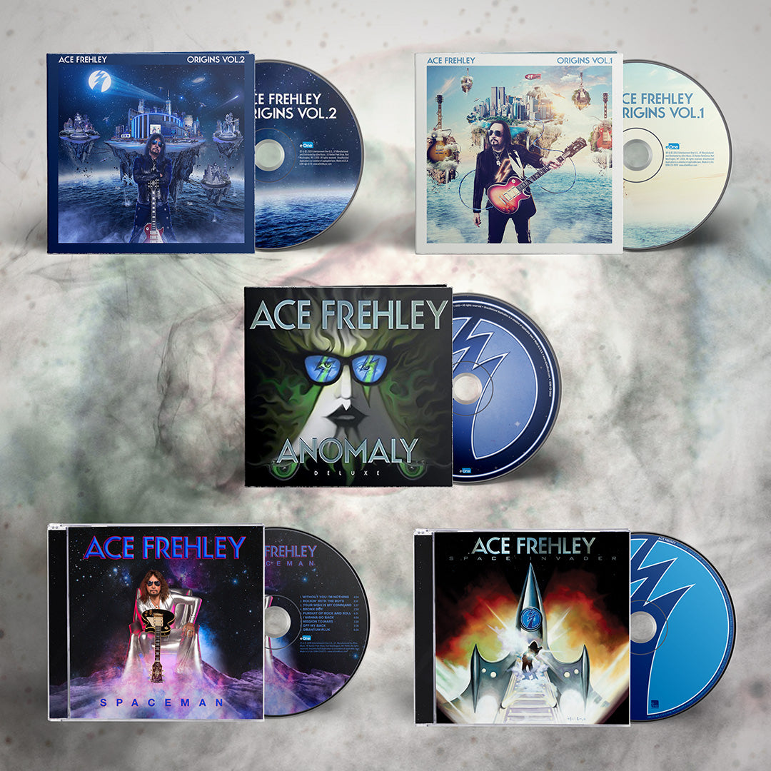 Ace Frehley - CD Collection Bundle