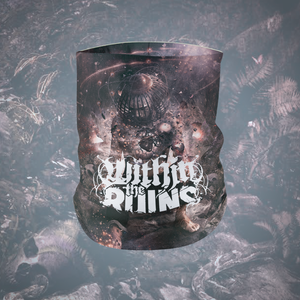 "Within The Ruins ""Black Heart"" Neck Gaiter"
