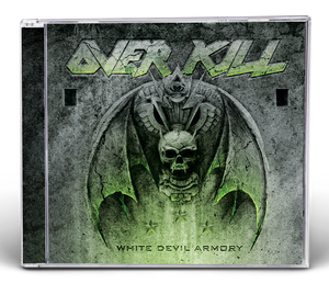 "Overkill - ""White Devil Armory"" CD"