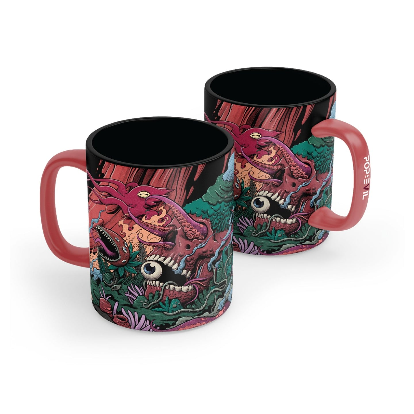 Pop Evil Versatile Merch Coffee Mug