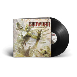 "Crowbar - ""Sever The Wicked Hand"" Black LP Vinyl"