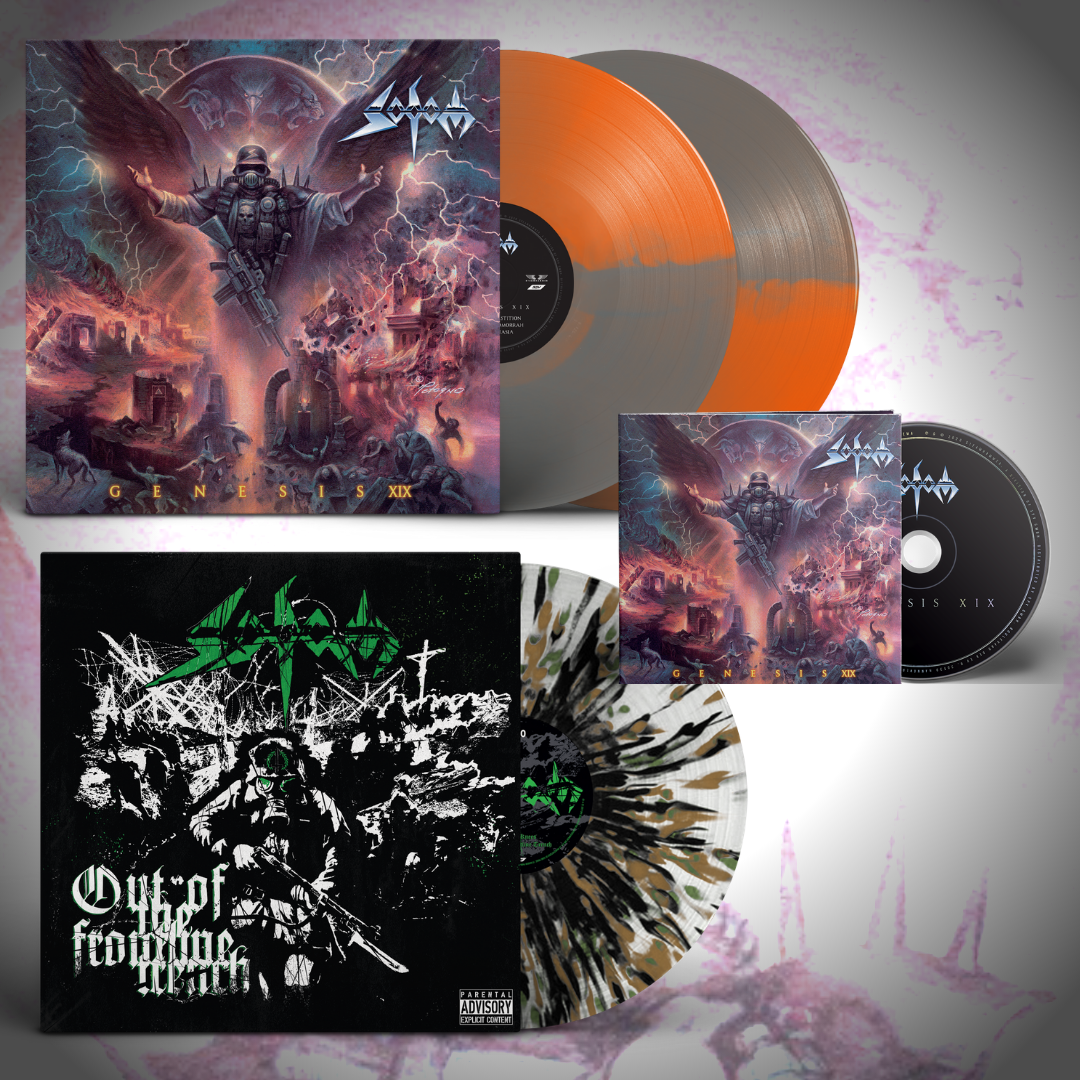 "Sodom ""Genesis XIX"" Big Bundle"