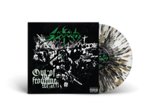 "Load image into Gallery viewer, Sodom - ""Out Of The Frontline Trench"" Splatter LP Vinyl"