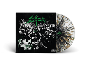 "Sodom - ""Out Of The Frontline Trench"" Splatter LP Vinyl"