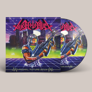 "Toxic Holocaust - ""Primal Future: 2019"" Picture Disc Vinyl LP"