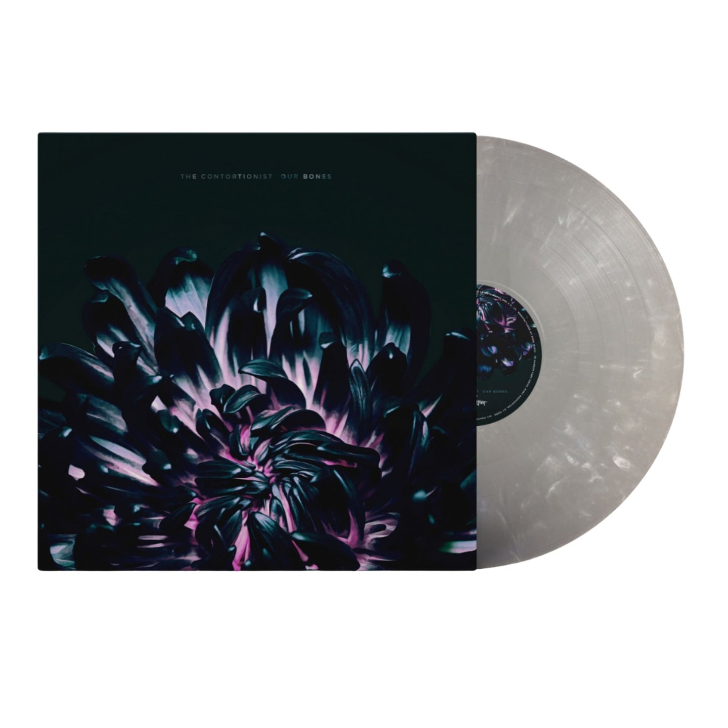 The Contortionist Our Bones Vinyl Grey