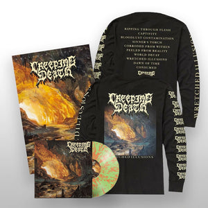 "Creeping Death - ""Wretched Illusions"" Bundle 06"