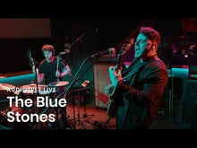 "Load and play video in Gallery viewer, The Blue Stones - ""Black Holes"" Translucent Grape Vinyl LP"