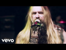 "Load and play video in Gallery viewer, Black Label Society - ""Catacombs of the Black Vatican"" Tan Vinyl LP"