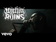 Load and play video in Gallery viewer, Within The Ruins – Black Heart CD (Pre-Order)